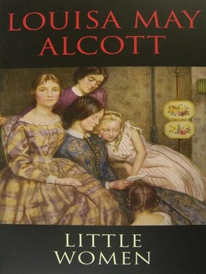cover image of Little Women (New Edition)