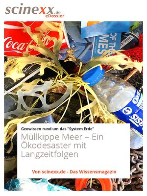 cover image of Müllkippe Meer