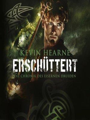 cover image of Erschüttert