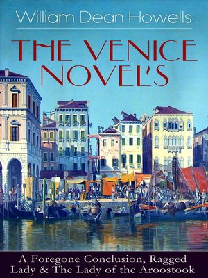 cover image of HE VENICE NOVELS