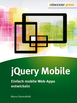 cover image of jQuery Mobile