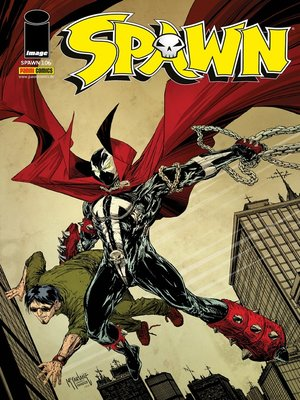 cover image of Spawn, Band 106