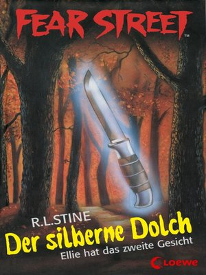 cover image of Fear Street 36--Der silberne Dolch