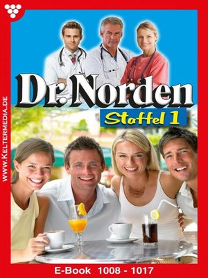 cover image of Dr. Norden Staffel 1 – Arztroman
