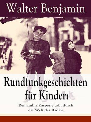 cover image of Rundfunkgeschichten für Kinder