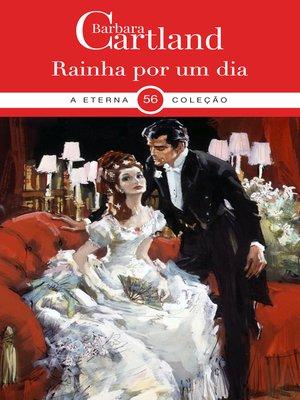 cover image of Rainha Por Um Dia