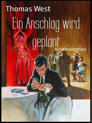 cover image of Ein Anschlag wird geplant