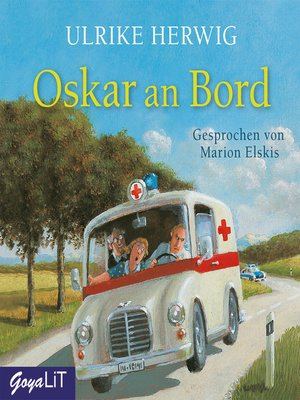 cover image of Oskar an Bord