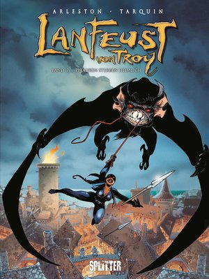 cover image of Lanfeust von Troy. Band 7