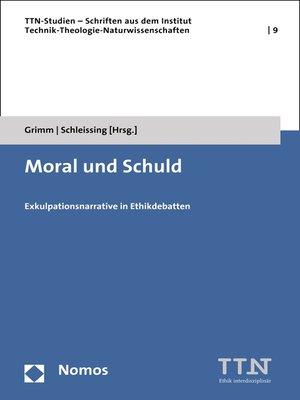 cover image of Moral und Schuld