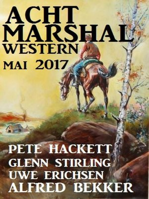 cover image of Acht Marshal Western Mai 2017