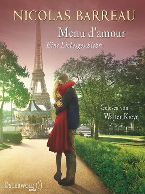 cover image of Menu d'amour