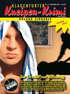 cover image of Der Strecker von Welzenegg