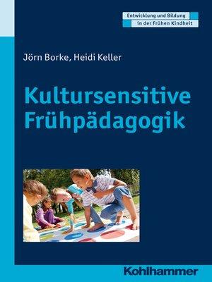 cover image of Kultursensitive Frühpädagogik