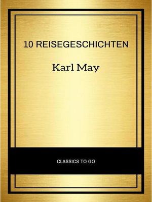 cover image of 10 Reisegeschichten