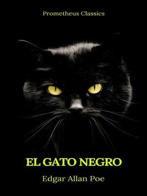 cover image of El gato negro (Prometheus Classics)