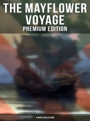 cover image of The Mayflower Voyage