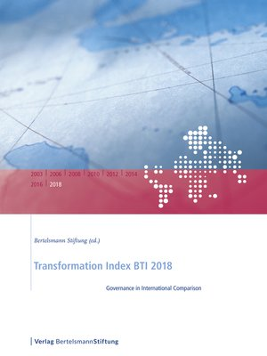 cover image of Transformation Index BTI 2018