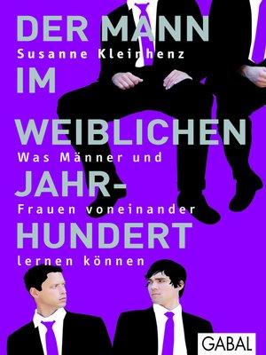 cover image of Der Mann im weiblichen Jahrhundert