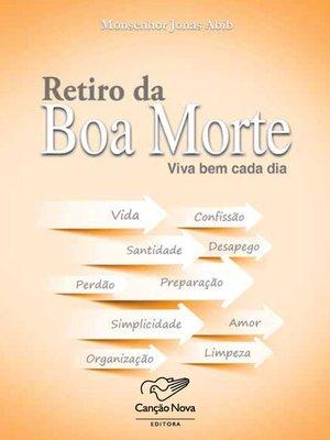 cover image of Retiro da boa Morte