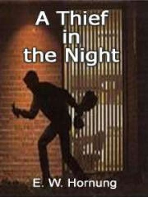 cover image of A Thief in the Night