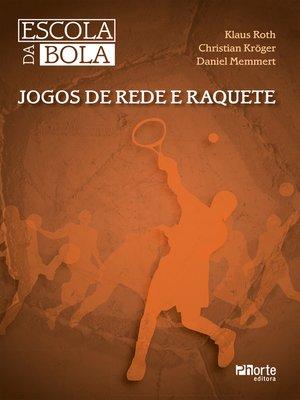 cover image of Jogos de rede e raquete