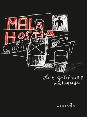 cover image of Mala hostia