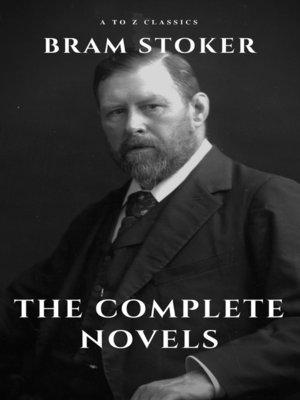 cover image of Bram Stoker