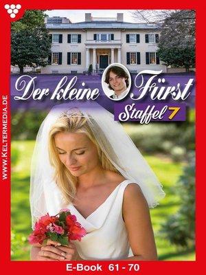 cover image of Der kleine Fürst Staffel 7 – Adelsroman
