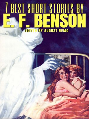 cover image of 7 best short stories by E. F. Benson