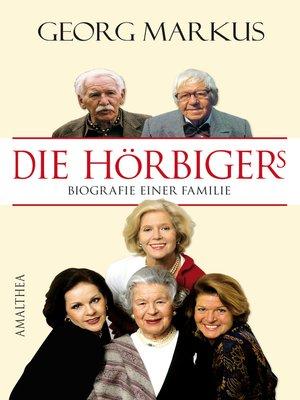 cover image of Die Hörbigers