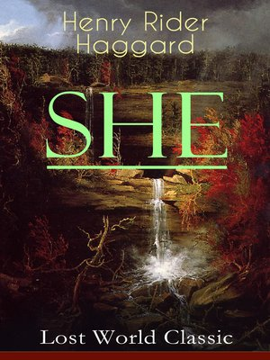 cover image of She (Lost World Classic)