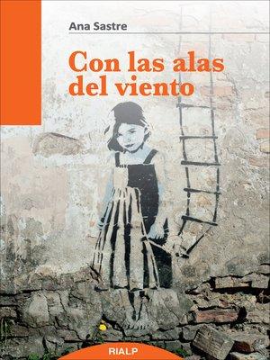 cover image of Con las alas del viento