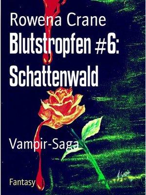 cover image of Blutstropfen #6