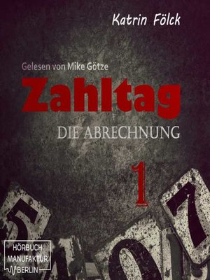 cover image of Die Abrechnung