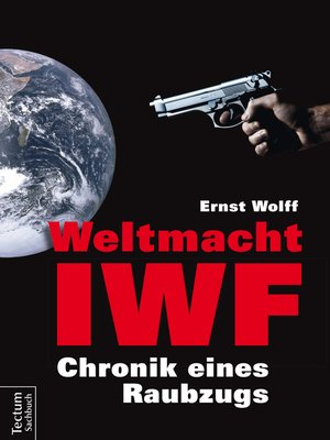 cover image of Weltmacht IWF