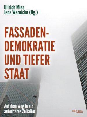 cover image of Fassadendemokratie und Tiefer Staat