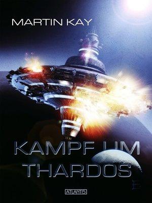 cover image of Kampf um Thardos