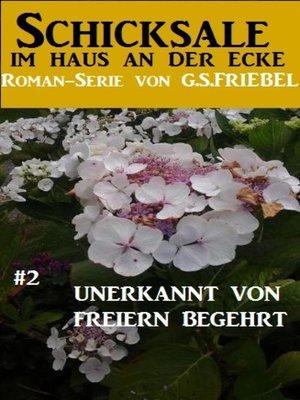 cover image of Schicksale im Haus an der Ecke #2