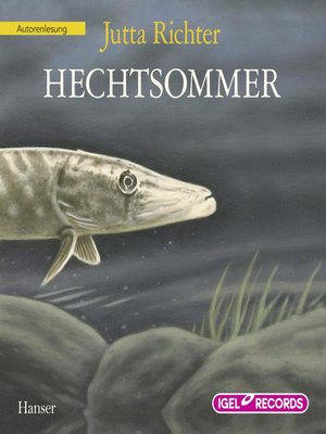 cover image of Hechtsommer