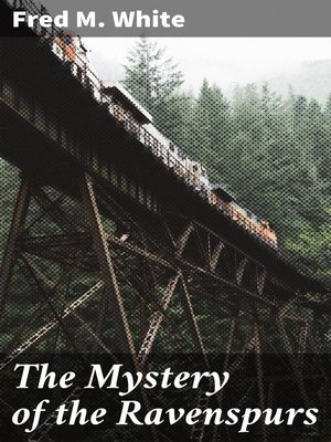 cover image of The Mystery of the Ravenspurs