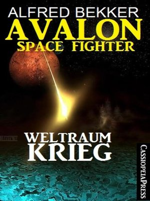 cover image of Avalon Space Fighter--Weltraumkrieg