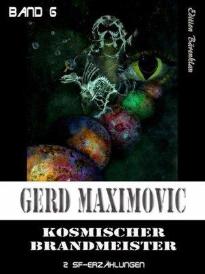 cover image of Kosmischer Brandmeister
