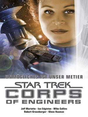 cover image of Star Trek--Corps of Engineers Sammelband 4