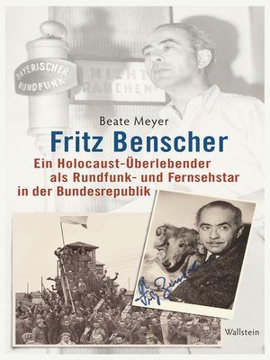 cover image of Fritz Benscher