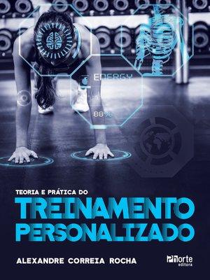 cover image of Teoria e prática do treinamento personalizado
