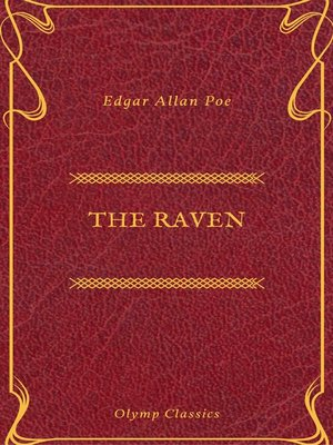 cover image of The Raven (Olymp Classics)