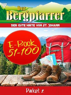 cover image of Der Bergpfarrer Paket 2 – Heimatroman