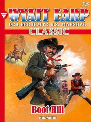 cover image of Wyatt Earp Classic 25 – Western