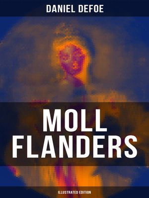 cover image of Moll Flanders (Illustrated Edition)
